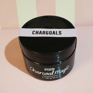 89a52c890ca01 🖤Victoria's Secret PINK Charcoal Magic Body Scrub NWT